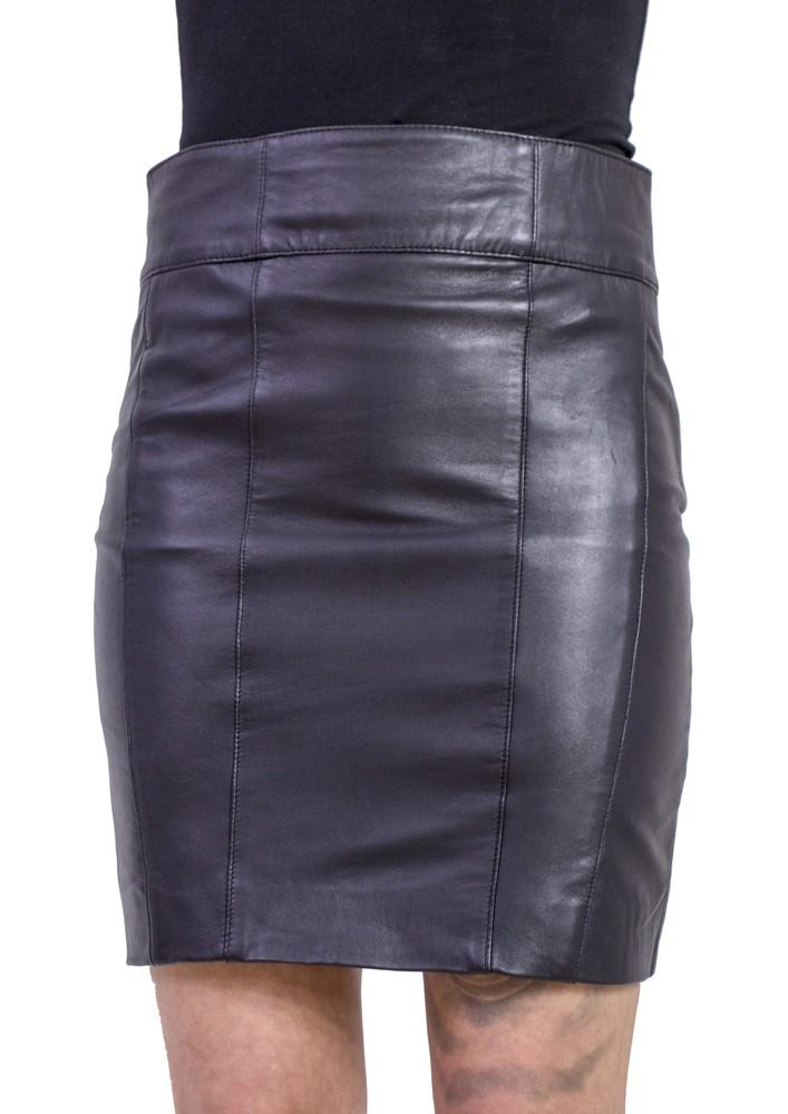 Damen-Lederrock 1265 Skirt in 6 Größen, Bild 1