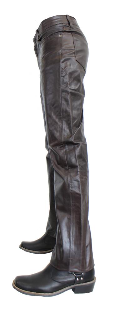 Herren-Lederhose Jeans 06 in 13 Größen, Bild 2