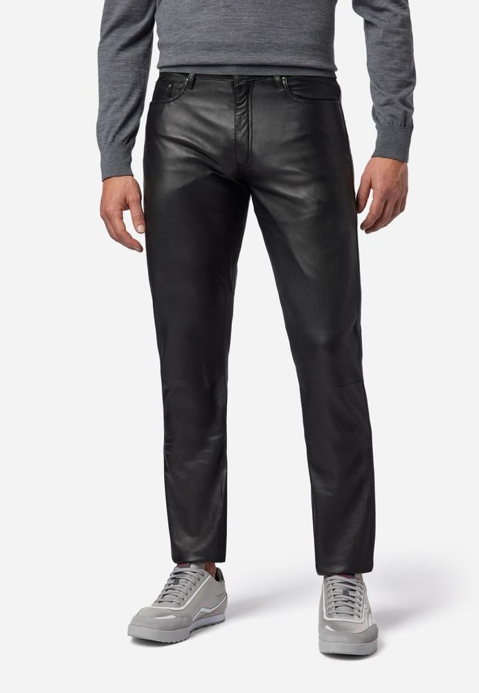 Herren-Lederhose No. 3 TR Jeans in 15 Größen, Bild 1