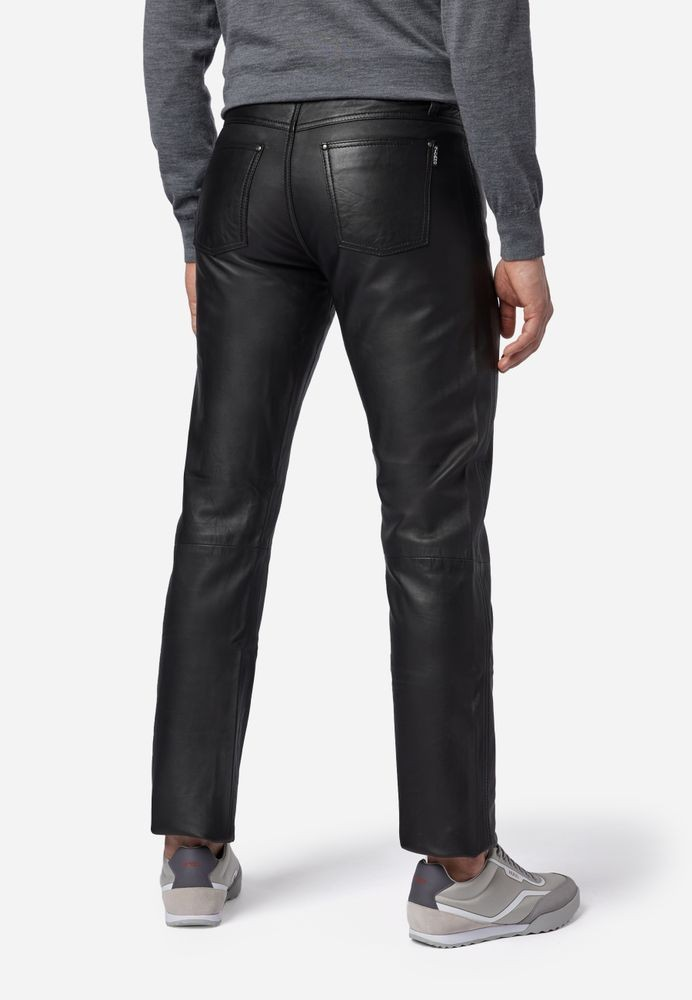 Herren-Lederhose No. 3 TR Jeans in 15 Größen, Bild 3