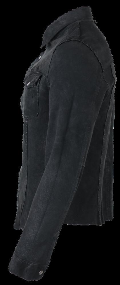Reverse Shirt, Schwarz in 3 Farben, Bild 6