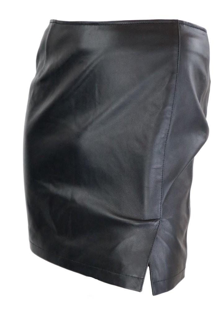 Damen-Lederrock Ria Skirt in 6 Größen, Bild 2