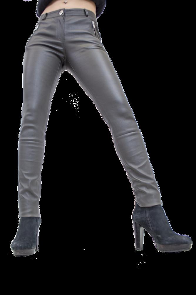 Damen-Lederhose Spectra (Stretch) in 6 Größen, Bild 3