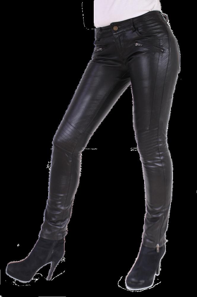 Damen-Lederhose Tally Pant in 6 Größen, Bild 1