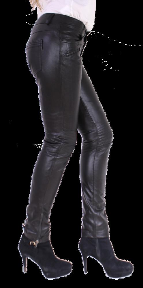 Damen-Lederhose Tally Pant in 6 Größen, Bild 3