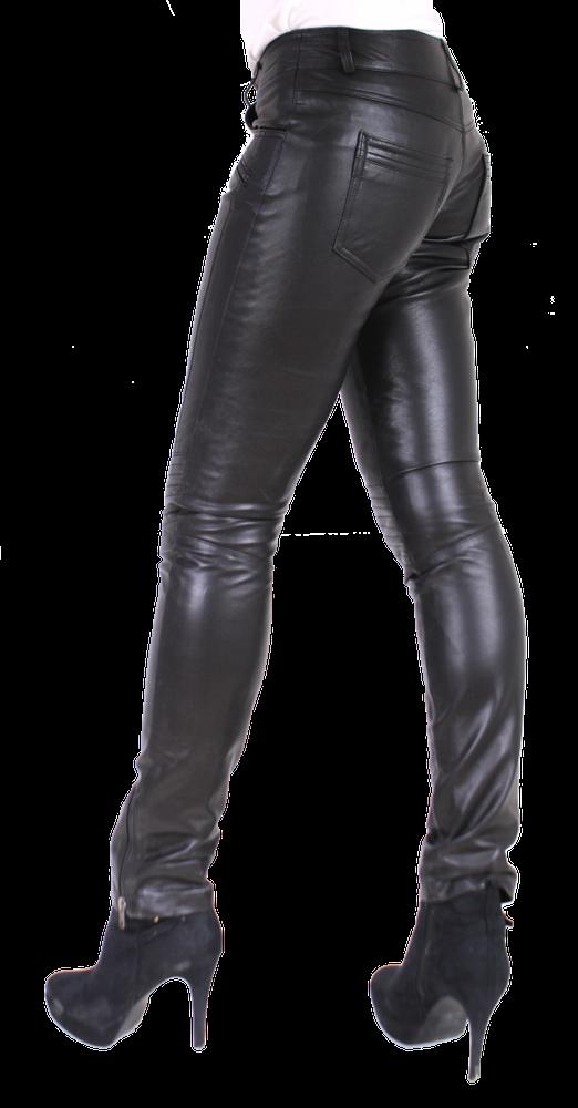 Damen-Lederhose Tally Pant in 6 Größen, Bild 4